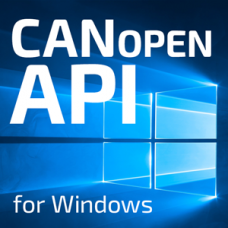 CANopen API for Windows (source code & tech support)