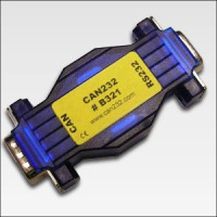 CAN232 (RS232 to CAN converter)