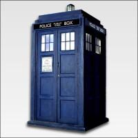 TARDIS (slightly used)