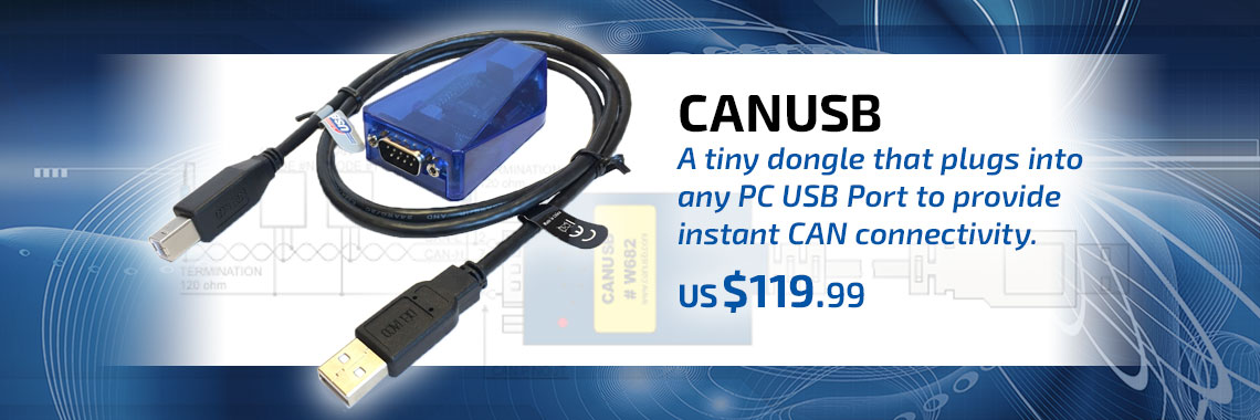 CANUSB Home Slide 1